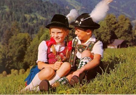 Реферат национальные немецкие костюмы