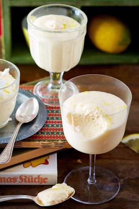 Zitronencreme ohne Schnickschnack Rezept | LECKER #einfachernachtisch