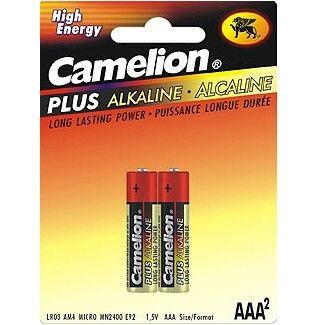 Camelion Aaa Alkaline Battery 2 Pack Alkaline Battery Alkaline Batteries