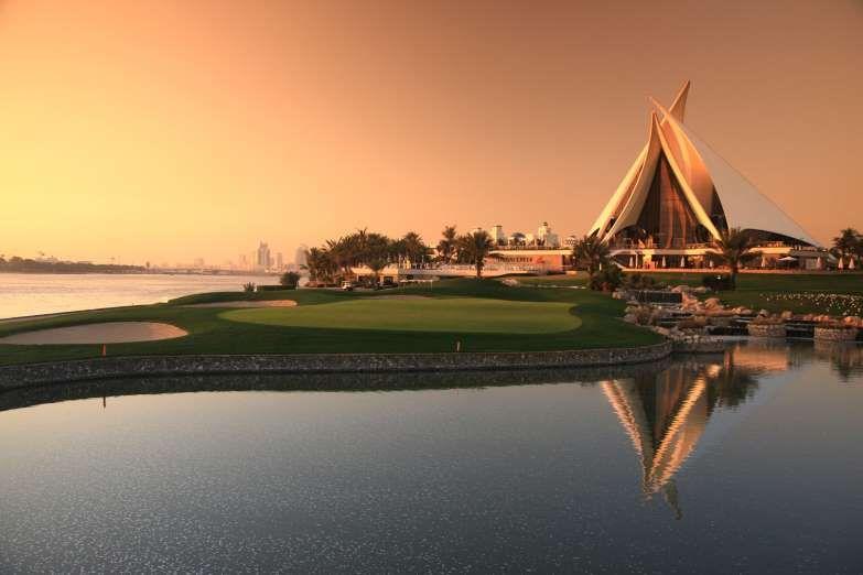 Dubai Creek Golf - Getty Images