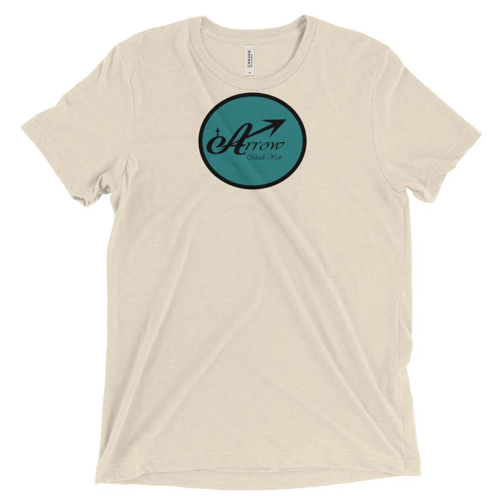 Short sleeve t-shirt - The Spiritual Arrow of the LORD's Deliverance