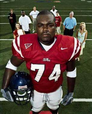 Michael Oher Michael Oher Ole Miss Football Ole Miss