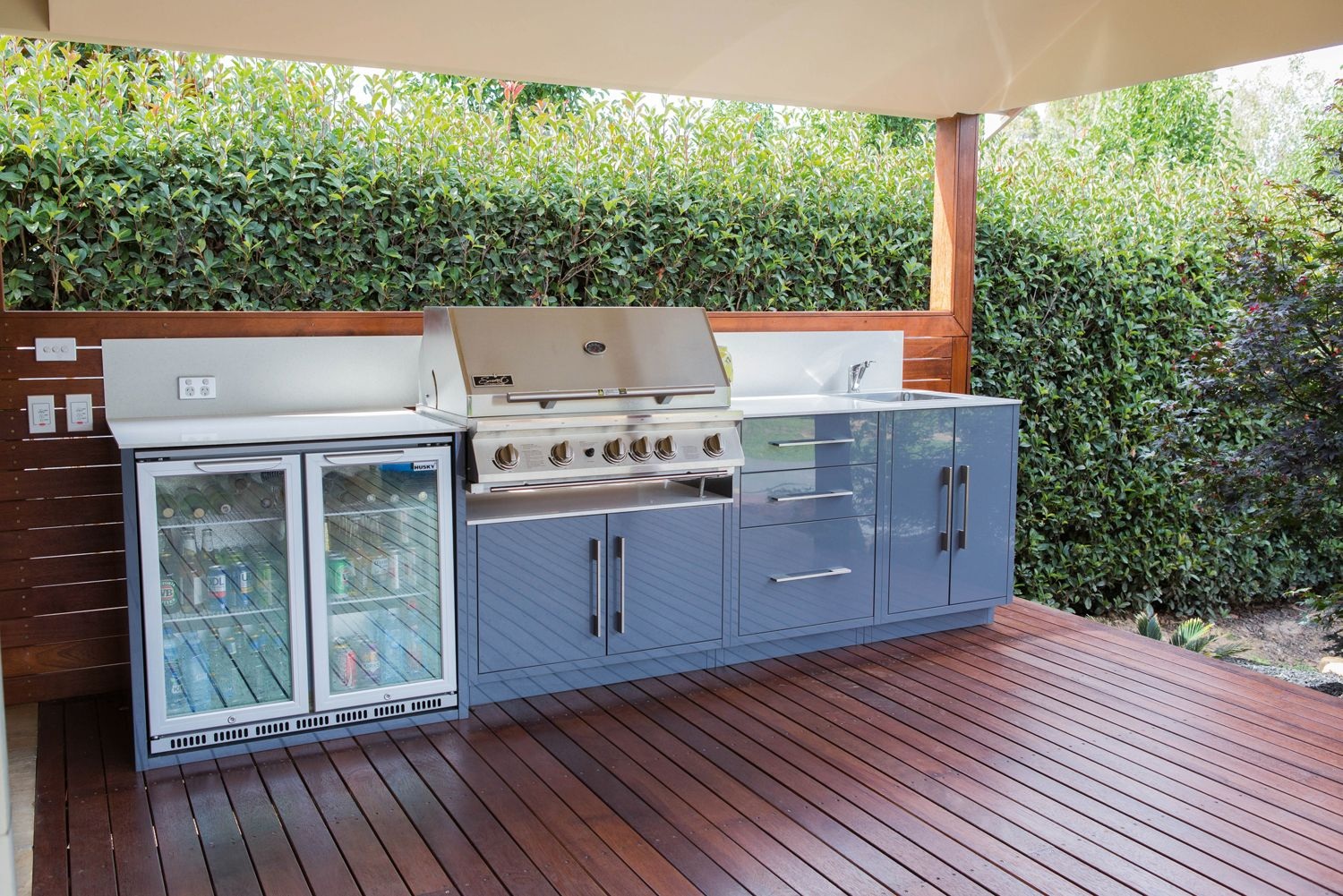 A look at outdoor kitchen solutions | My future... | Pinterest ...