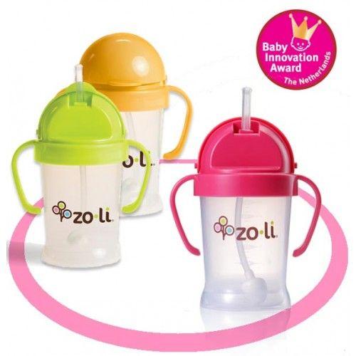 Zoli BOT sippy cups