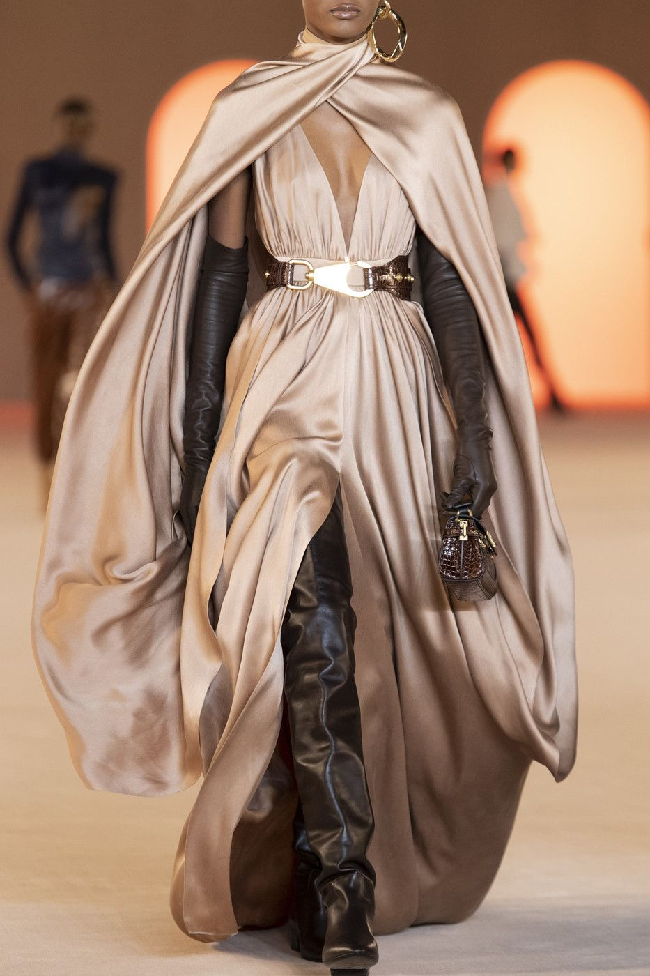 Juilletdeux Balmain Fall Winter 2020 In 2020 Fashion Runway Fashion Paris Fashion Week
