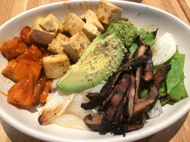 Sassy Wine Belly True Food Kitchen Ancient Grains Bowl With Tofu Restaurant Review Healthy Receipes True Food Kitchen True Food