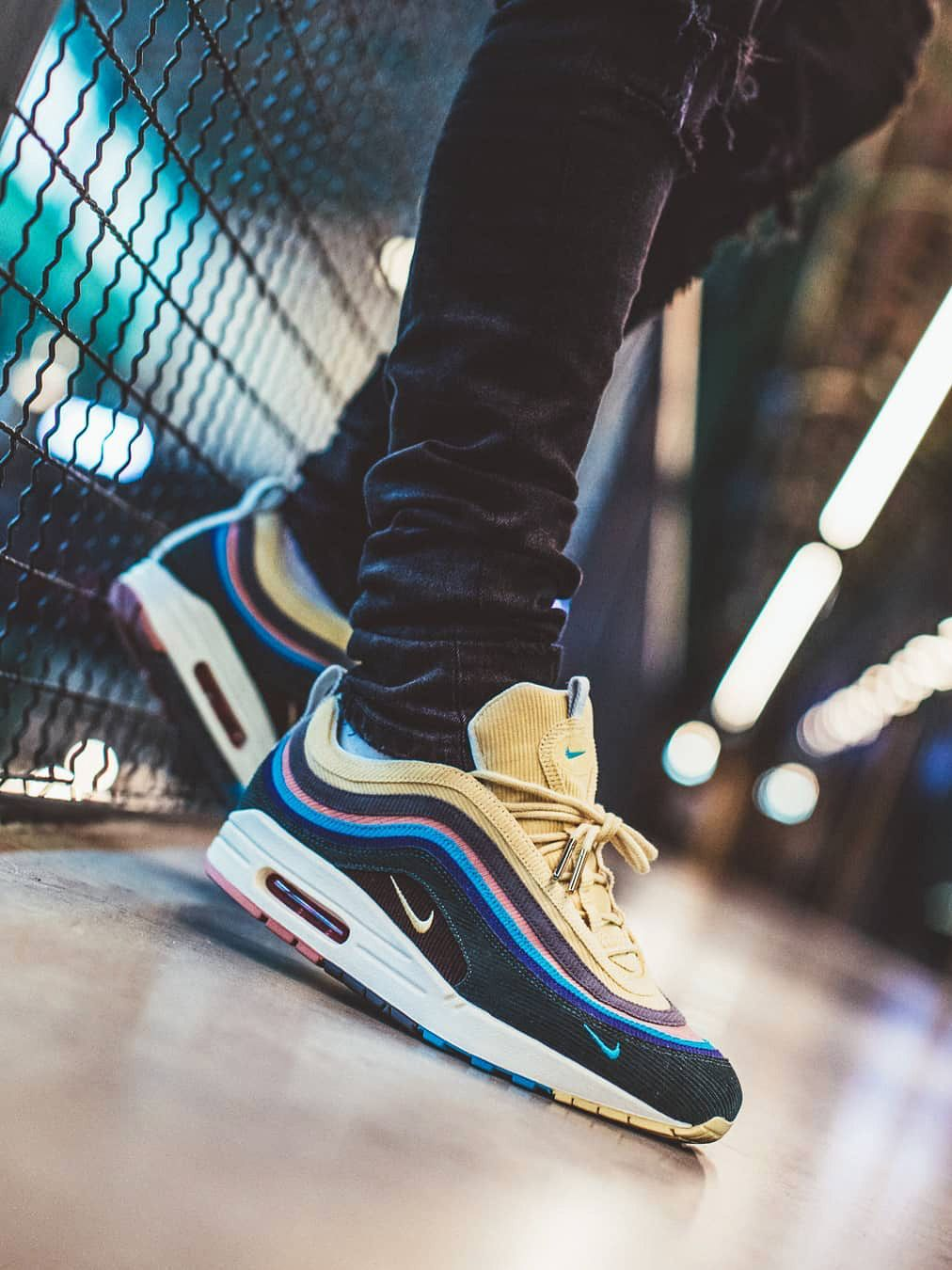 Sean Wotherspoon x Nike Air Max 1/97 - 2018 (by ...