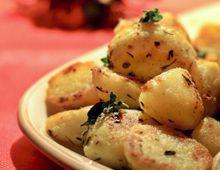 Finte patate arrosto