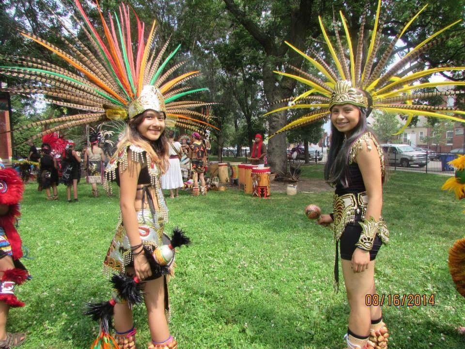 Mexica Yolotl . Ceremonia . Chicago. | Danza Azteca | Pinterest | Azteca