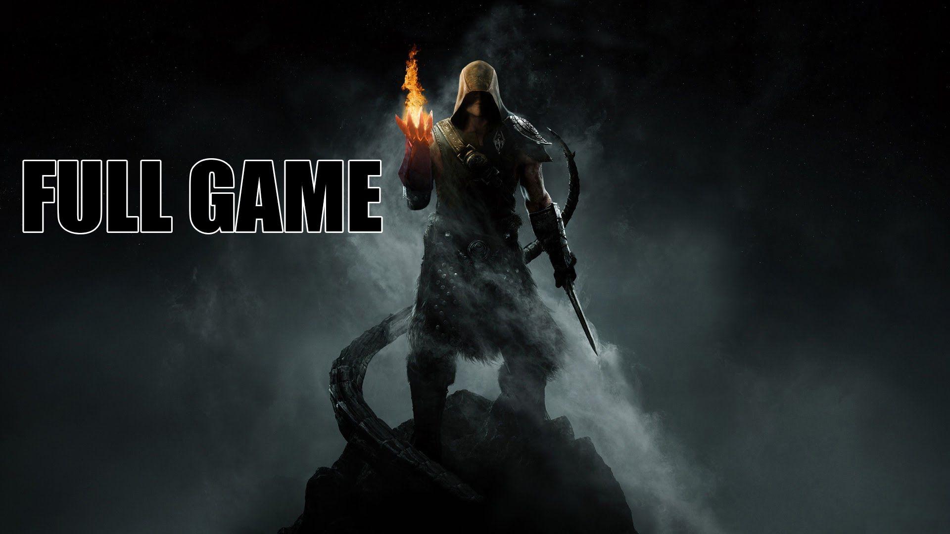 the elder scrolls v: skyrim full game walkthrough no commentary