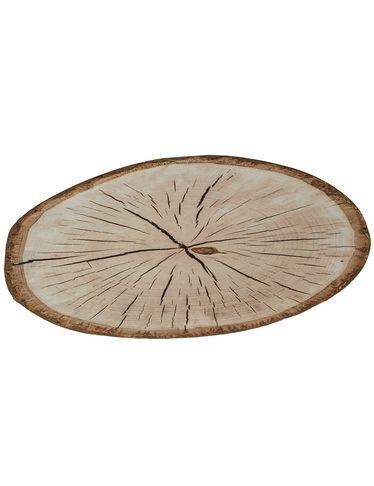 Tapis «tronc d'arbre»
