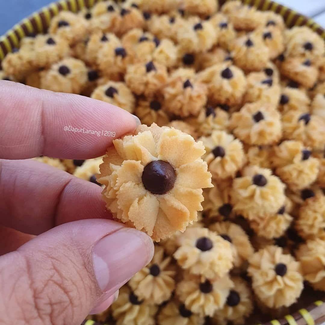 Reposted From Goldiussinggi Semprit Dahlia Bahan Kue Kering Ide Makanan Kue Lebar
