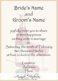 Best wedding invitation wordings google search email pinterest best wedding invitation wordings google search filmwisefo