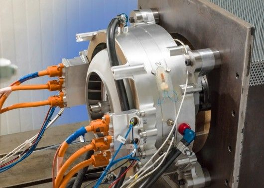 very electric motors siemens world record electric aircraft motor punches above its