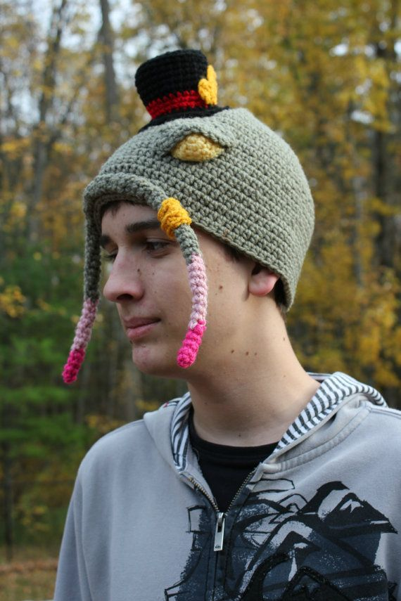 League of Legends Tahm Kench inspired hat  52b0cba25b6