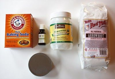 a new  homemade deodorant recipe.  i want to try this, as a change of pace from the angry chicken recipe. **this one has become my favourite recipe**