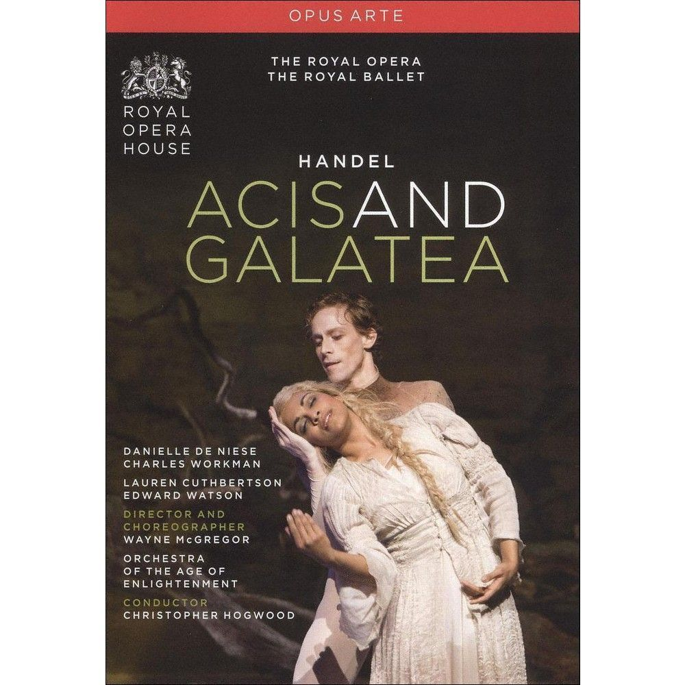 Acis and Galatea (dvd_video)
