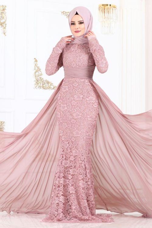 Tesettur Abiye Tesettur Abiye Elbiseler Ve Fiyatlari With Images Hijab Dress Party Hijab Evening Dress Soiree Dress