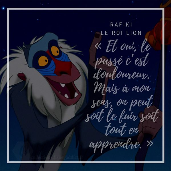 citation de film disney
