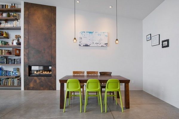 My Houzz The Thorns Contemporary Dining Room