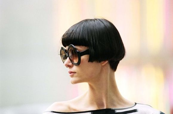 5 point bob haircut vidal sassoon -