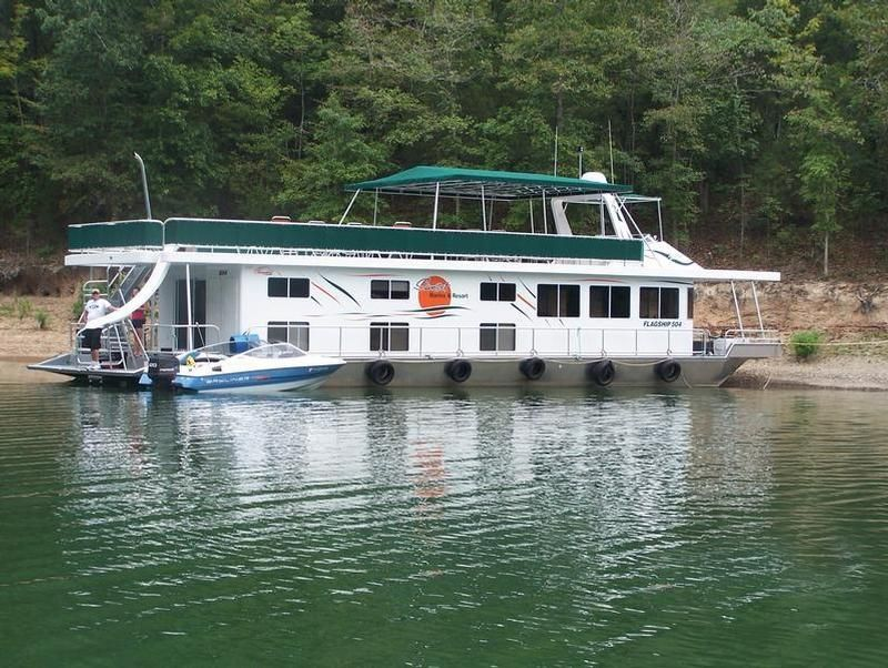 74 flagship houseboat on dale hollow lake dale hollow