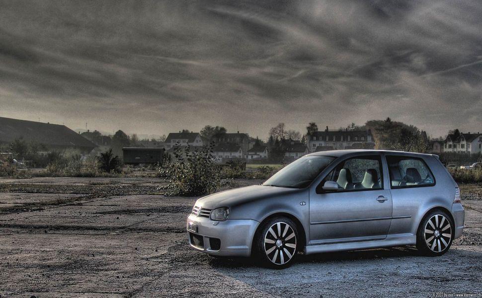 Golf 4 R32 Hd Wallpaper Vw Golf Volkswagen Vw Golf Mk4