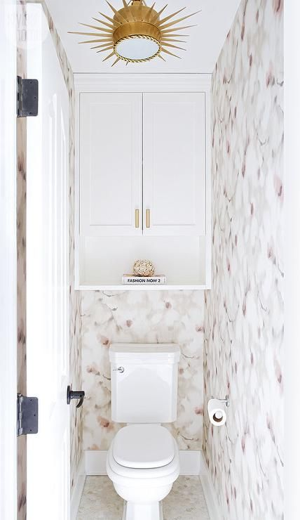 Guest Bathroom Makeover Before After