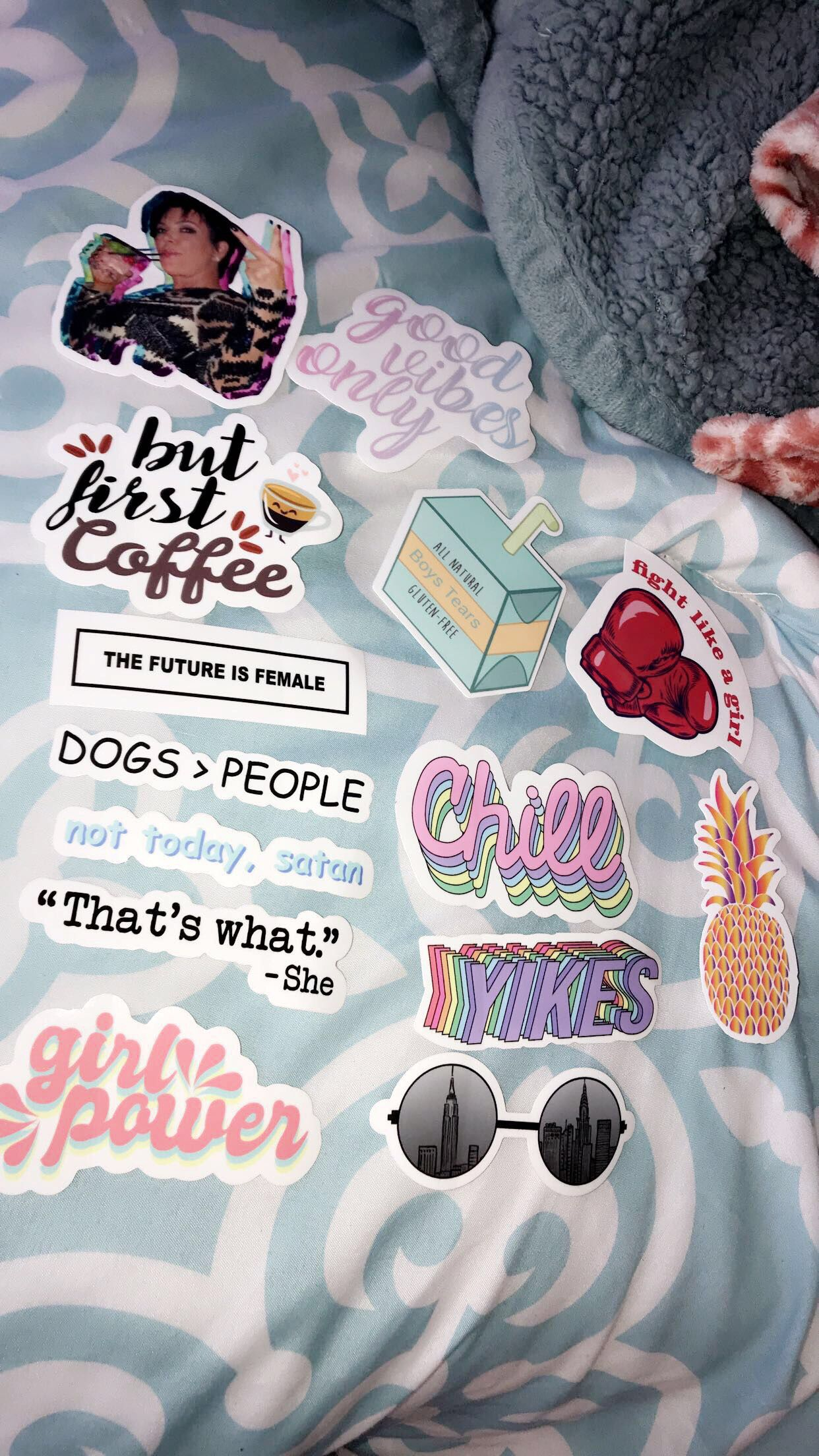 Pin By Becca On Stickers Cute Stickers Hydroflask Stickers