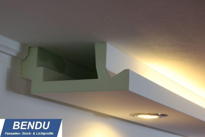 Details zu LED Stuckleisten indirekte Beleuchtung Wand Decke