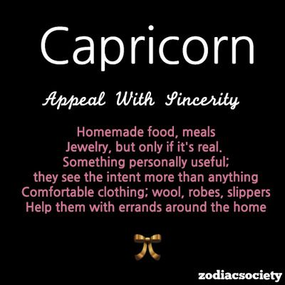 Capricorn Gift Ideas