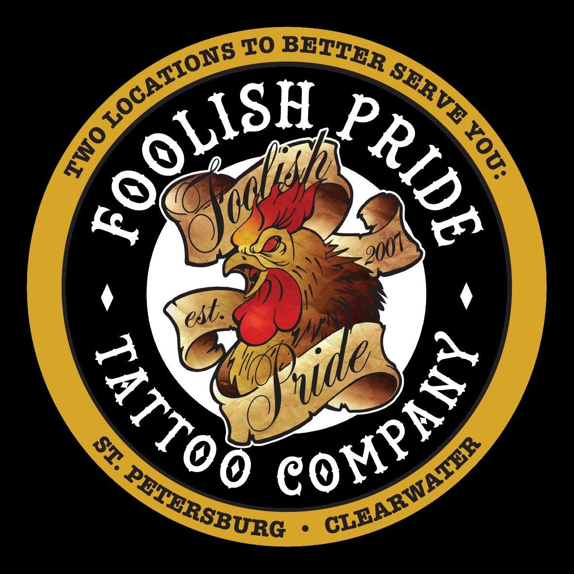 foolish pride tattoo st petersburg