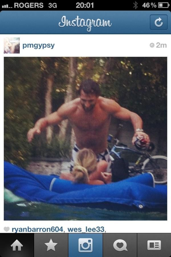 Paulina Gretzky Gets To Know Jarret Stoll