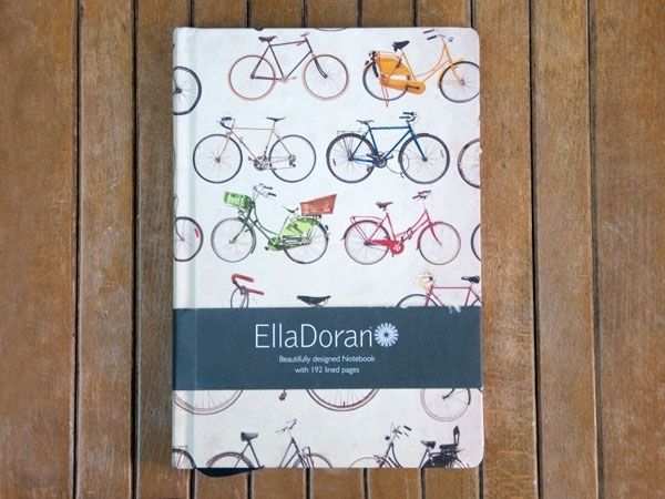 Bicycle notebook