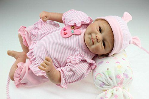 best selling online for sale preview of Realistica e realistico rinato bambola molto morbido ...