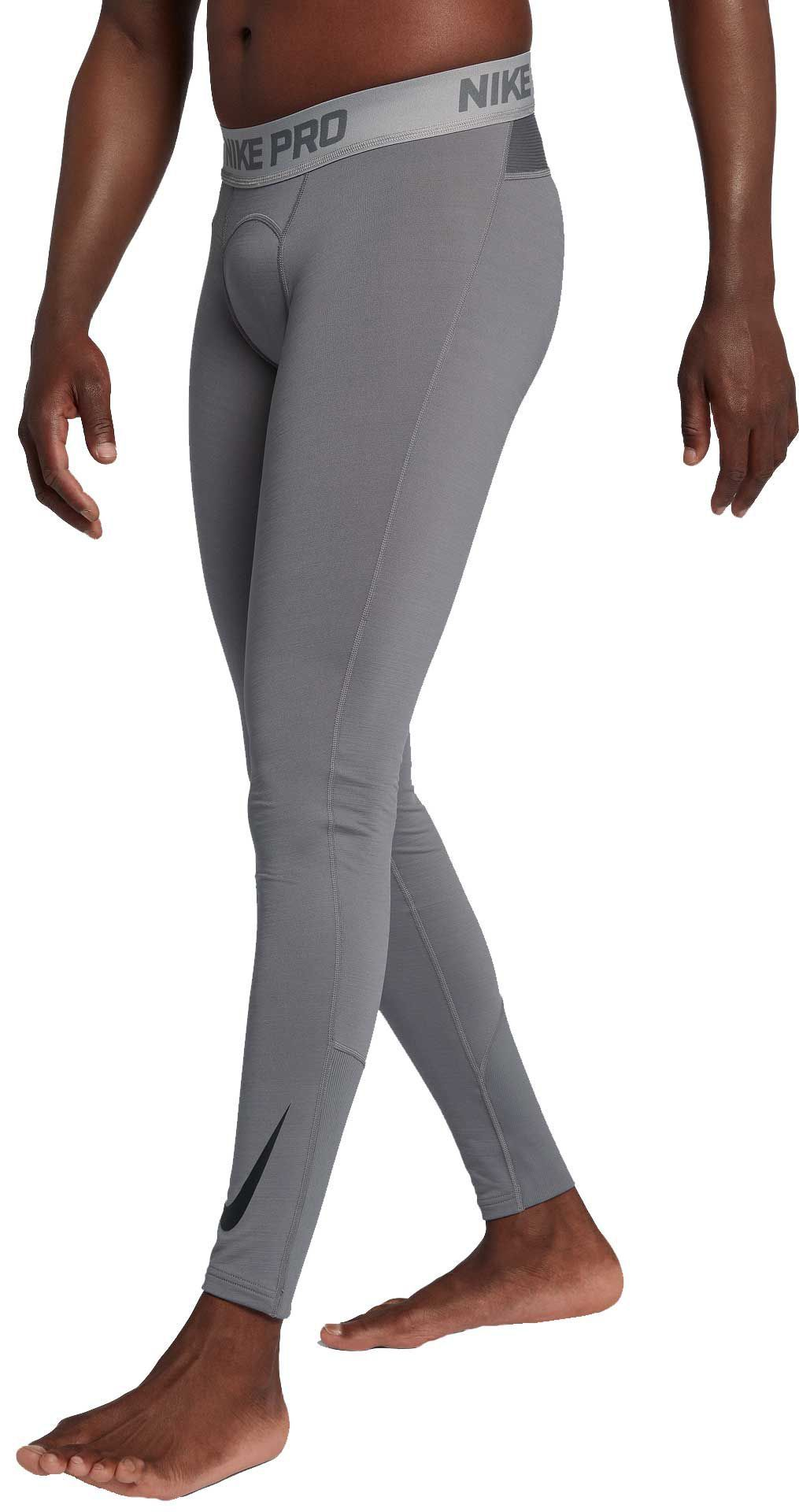 Nike Men's Pro Therma Compression Tights in 2020 Nike