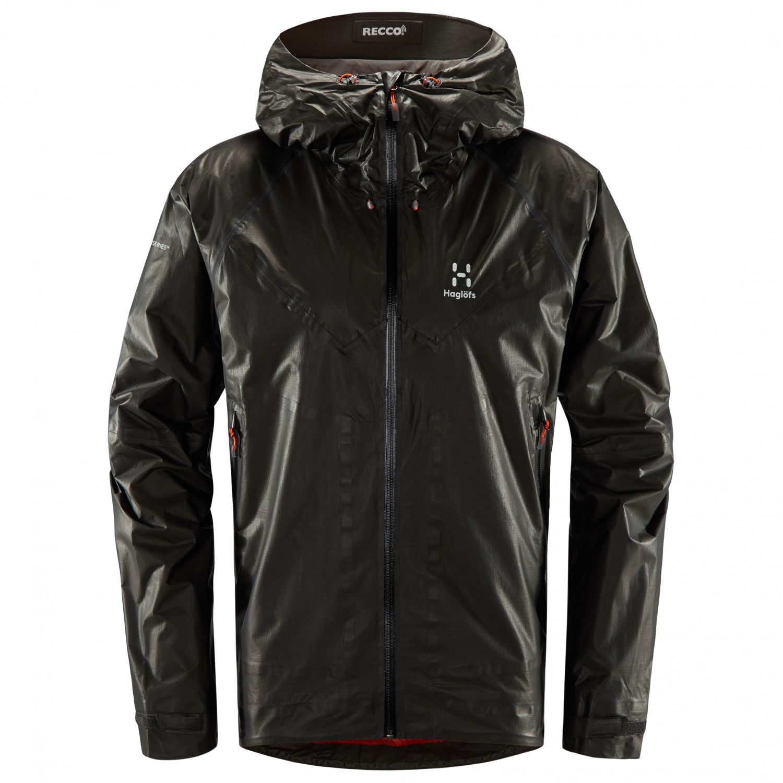 Haglöfs L.I.M Shake Dry Hood Waterproof jacket Men's