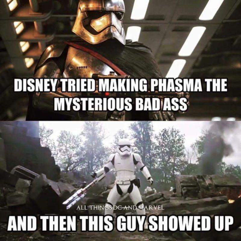 The Internet S Favorite Force Awakens Stormtrooper Is Getting A Fancy Hot Toys Figure Star Wars Humor Star Wars Memes Star Wars Fandom