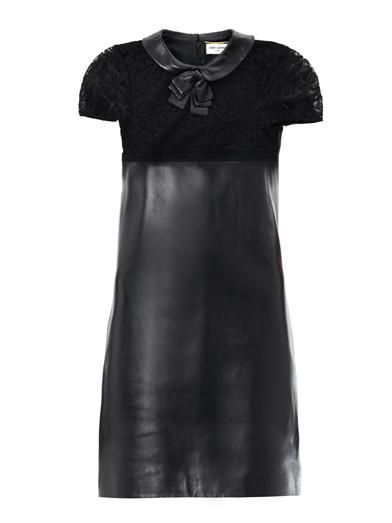 Leather and Lace Babydoll?  Gertie's New Blog for Better Sewing