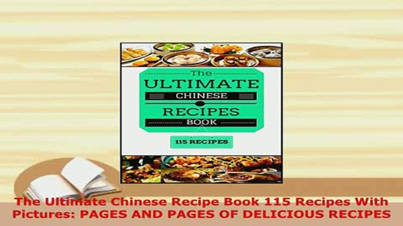 Pdf the ultimate chinese recipe book 115 recipes with pictures pdf the ultimate chinese recipe book 115 recipes with pictures pages and pages of delicious pdf forumfinder Images