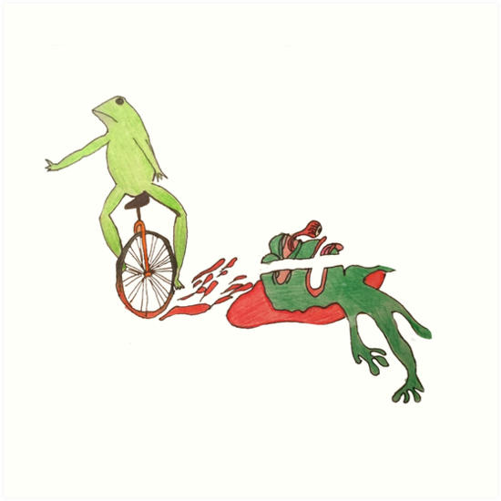 Pin On Pepe Art Prints