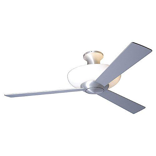 Aurora Hugger Ceiling Fan With Light By Modern Fan Company At Lumens Com Hugger Ceiling Fan Modern Ceiling Fan Ceiling Fan