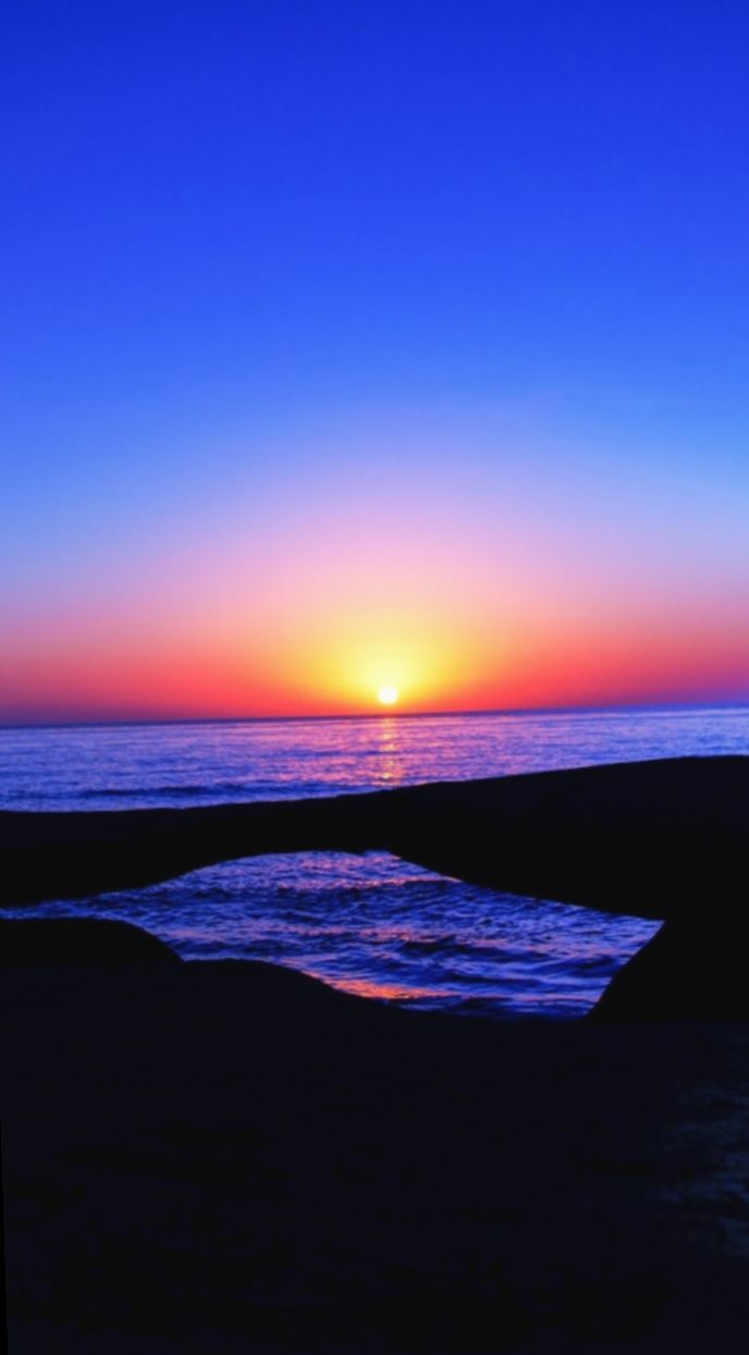 Wallpaper iPad Beach Sunsets Photo sky wallpaper in