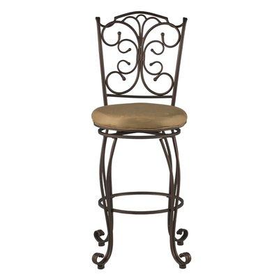 Tremendous Fleur De Lis Living Meredith 30 Swivel Bar Stool Products Machost Co Dining Chair Design Ideas Machostcouk