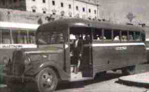 bus BMC...........In 1931 the Traffic Control Board was formed.