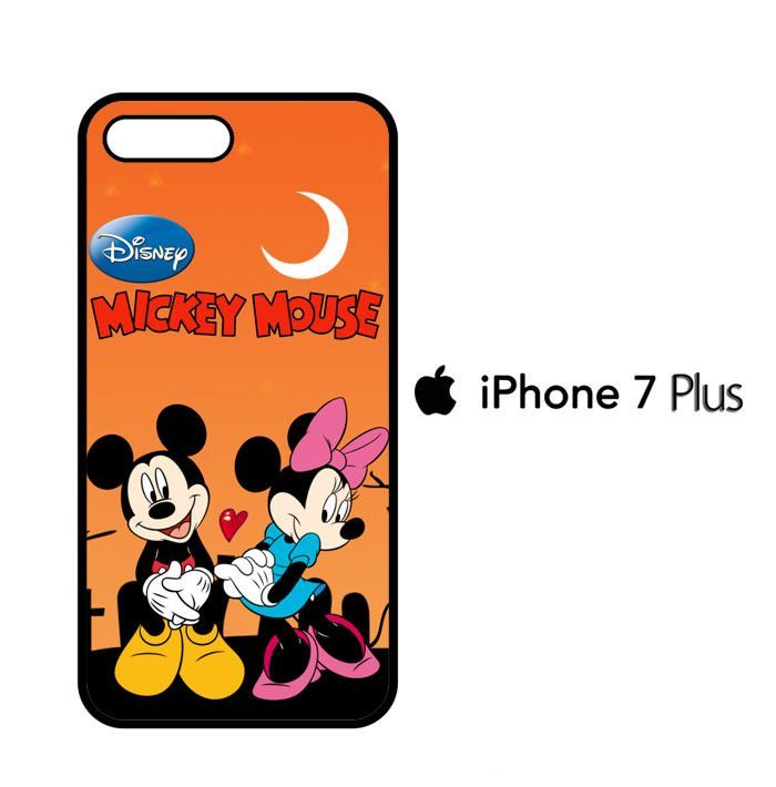 Mickey Mouse Face Halloween X2692 iPhone 7 Plus Case