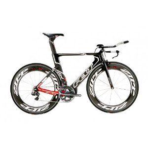 Feltbikes Da1 Di2 Triathlon Road Bike Gloss Black Matte Carbon