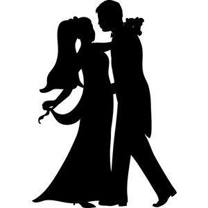 pin by viktoria gruzd on pinterest clip art free rh pinterest co uk Hands Bride and Groom Silhouette bride and groom kissing silhouette clip art