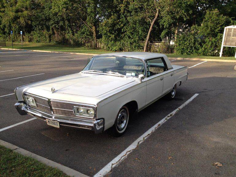 1965 Chrysler Imperial Crown Chrysler Imperial Chrysler