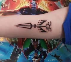 Image Result For Thor Ragnarok Valkyrie Tattoo Tattoo